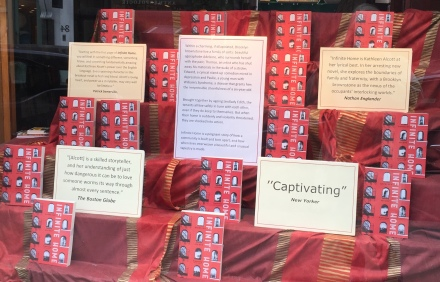 In the Window at Daunt Books: May 29th 2016