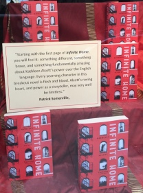 In the Window at Daunt Books, Marylebone High Street: May 29th 2016